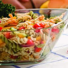 Veggiful Pasta Salad